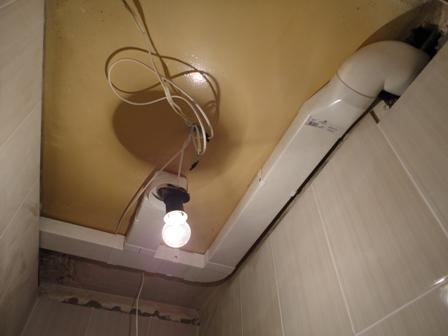 Как сделать вентиляцию ванной и туалете
