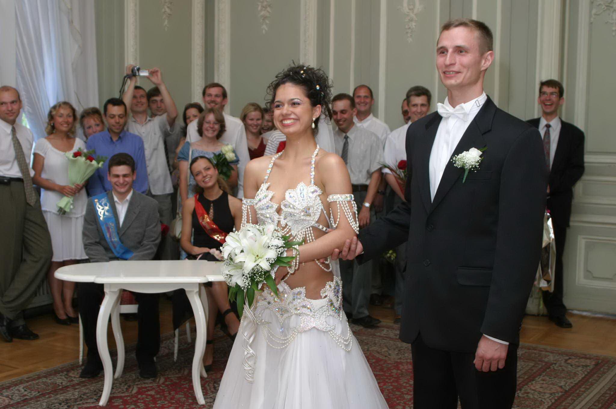 Фото нескромные невесты 14 фотография
