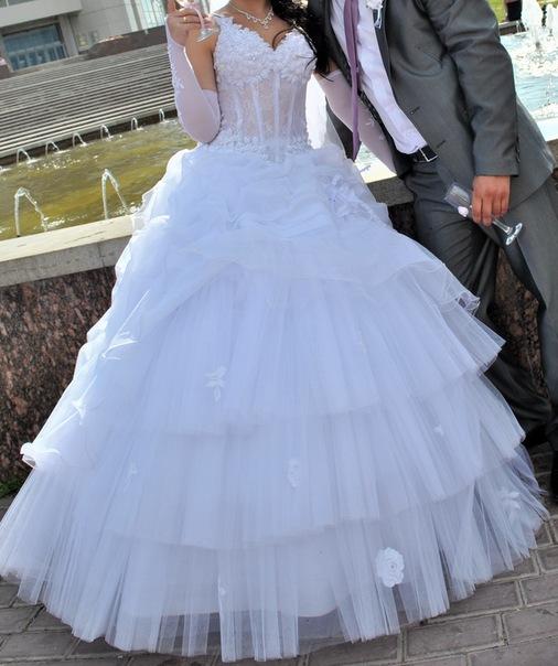 украинское платье на выпускной