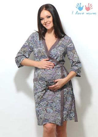 Халаты для беременных и кормящих 5