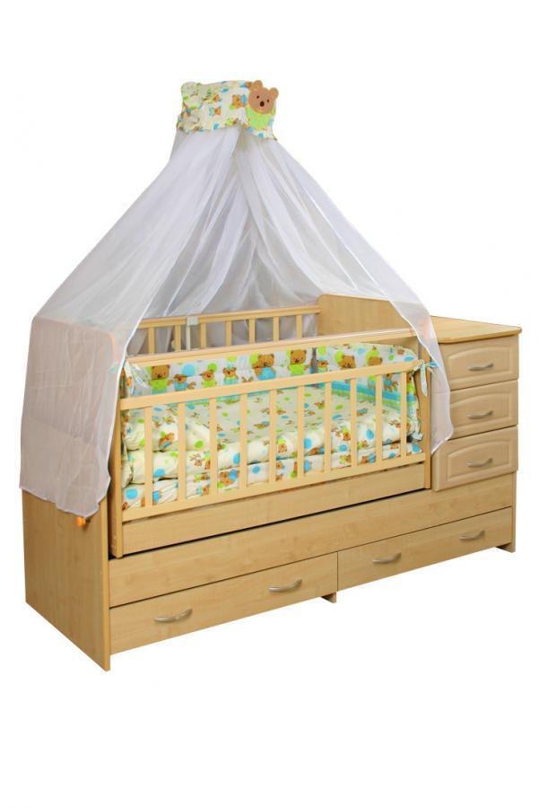 Кроватки трансформер для новорожденных дорогие