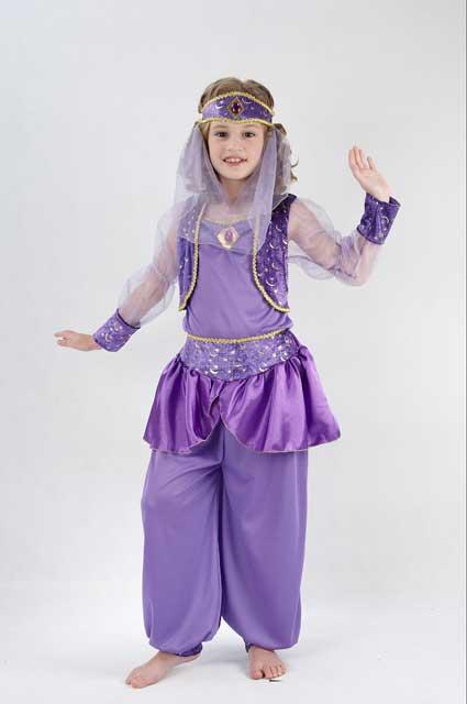 детские костюмы новогодние восточная красавица