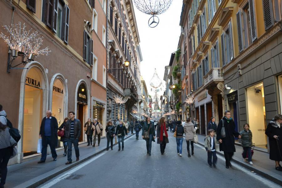 Magasin à Rome acheter