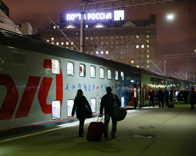 или картинки двухэтажный поезд москва сочи чистовой