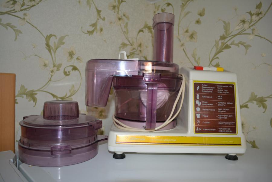 ремонт кухонного процессора кп1580Е-05