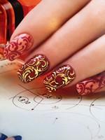 Екатерина мирошниченко дизайн на короткие ногти дизайн