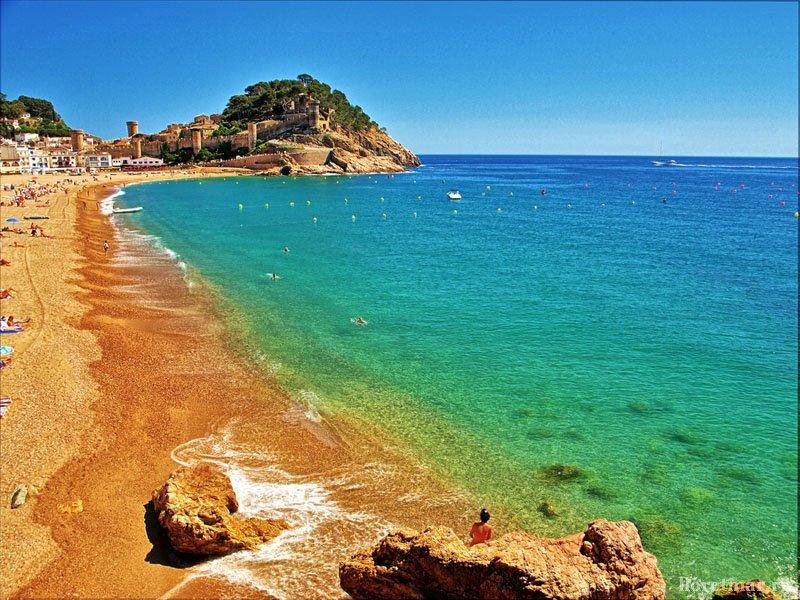 курорты испании на море фото вкусу