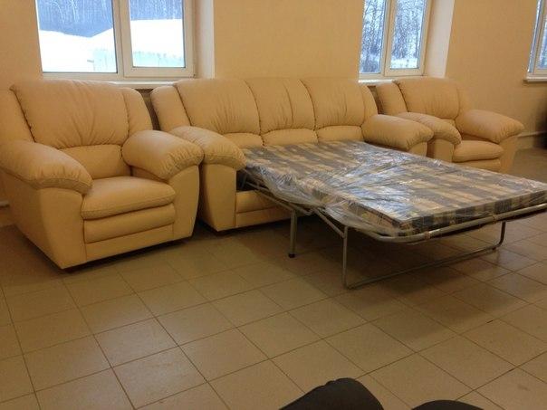 Белый диван из экокожи отзывы