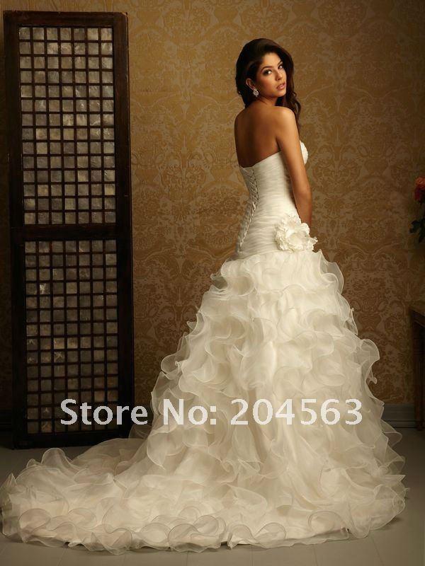 Красивые платья из китая 10