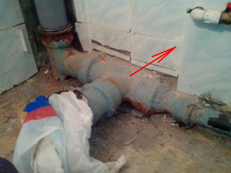 Замена водопровода в хрущевке своими руками