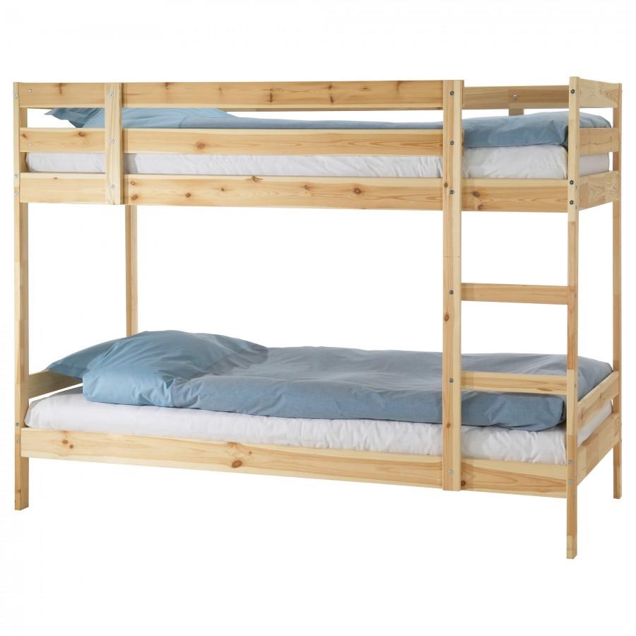 Двухъярусные кровати икеа фото