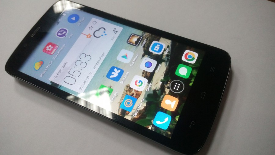 Huawei Honor 3X G750 - Full phone specifications