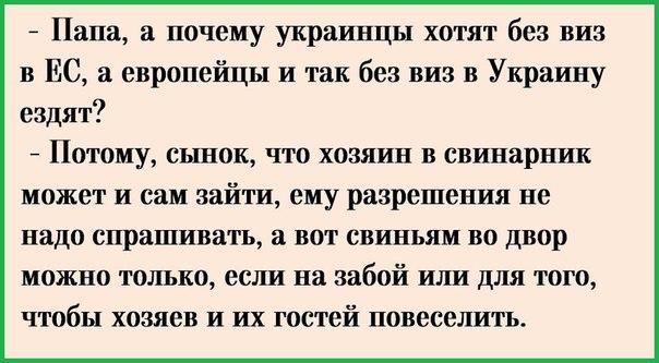 Украинские Анекдоты