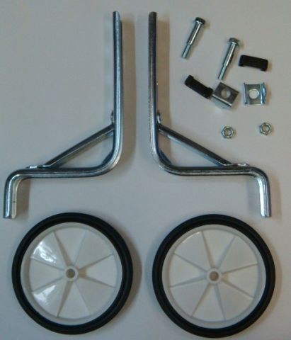 Дополнительные колёса для детского велосипеда своими руками