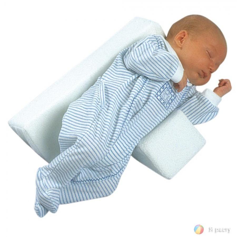 Позиционеры для сна новорожденных