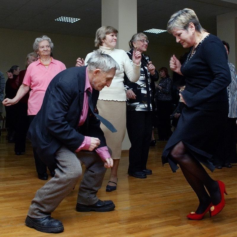 пенсионеры зажигают в картинках значение руны