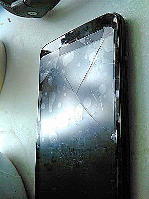 В школе сломали телефон что делать
