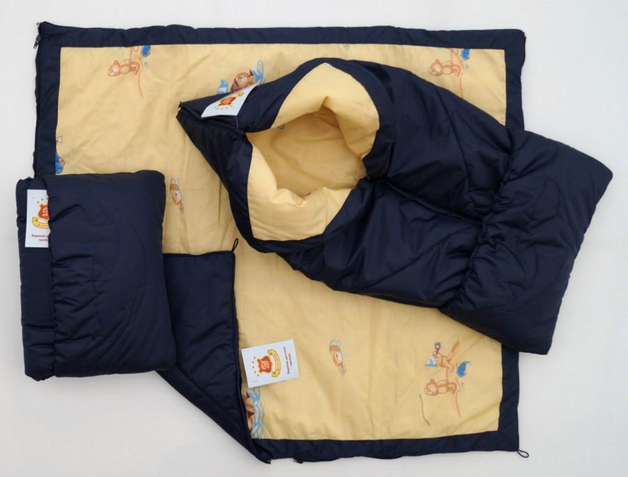 Как сшить конверт одеяло на молнии 61