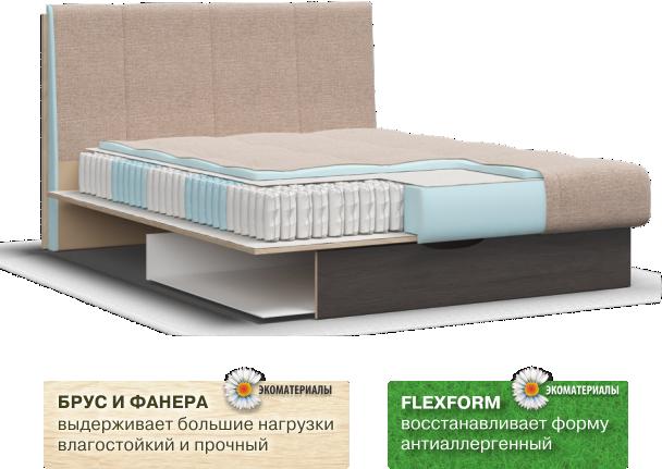 Милана сборке инструкция люкс по кровати