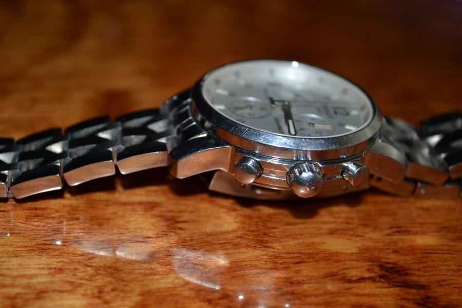 Tissot Gents Watch Prc200 Chronograph