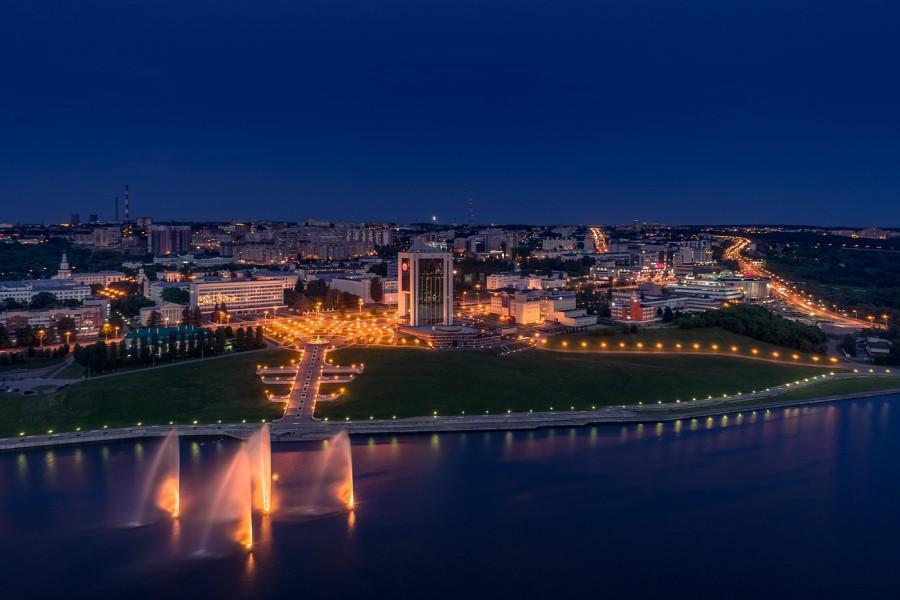 Чебоксарский залив фото