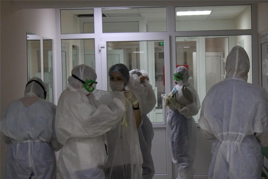 В чебоксарской БСМП для пациентов с COVID-19 развернуты 542 койки - Новости