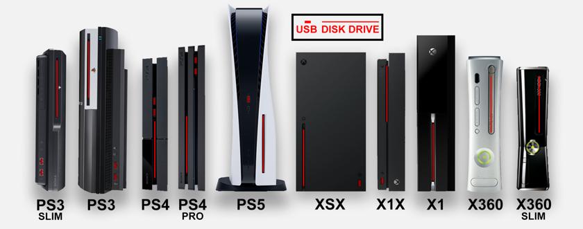 Говорят, что PS5 - самая большая игровая приставка в истории