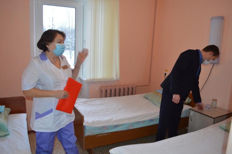 Уполномоченный проверил, как соблюдаются права человека в обсерваторе - Новости