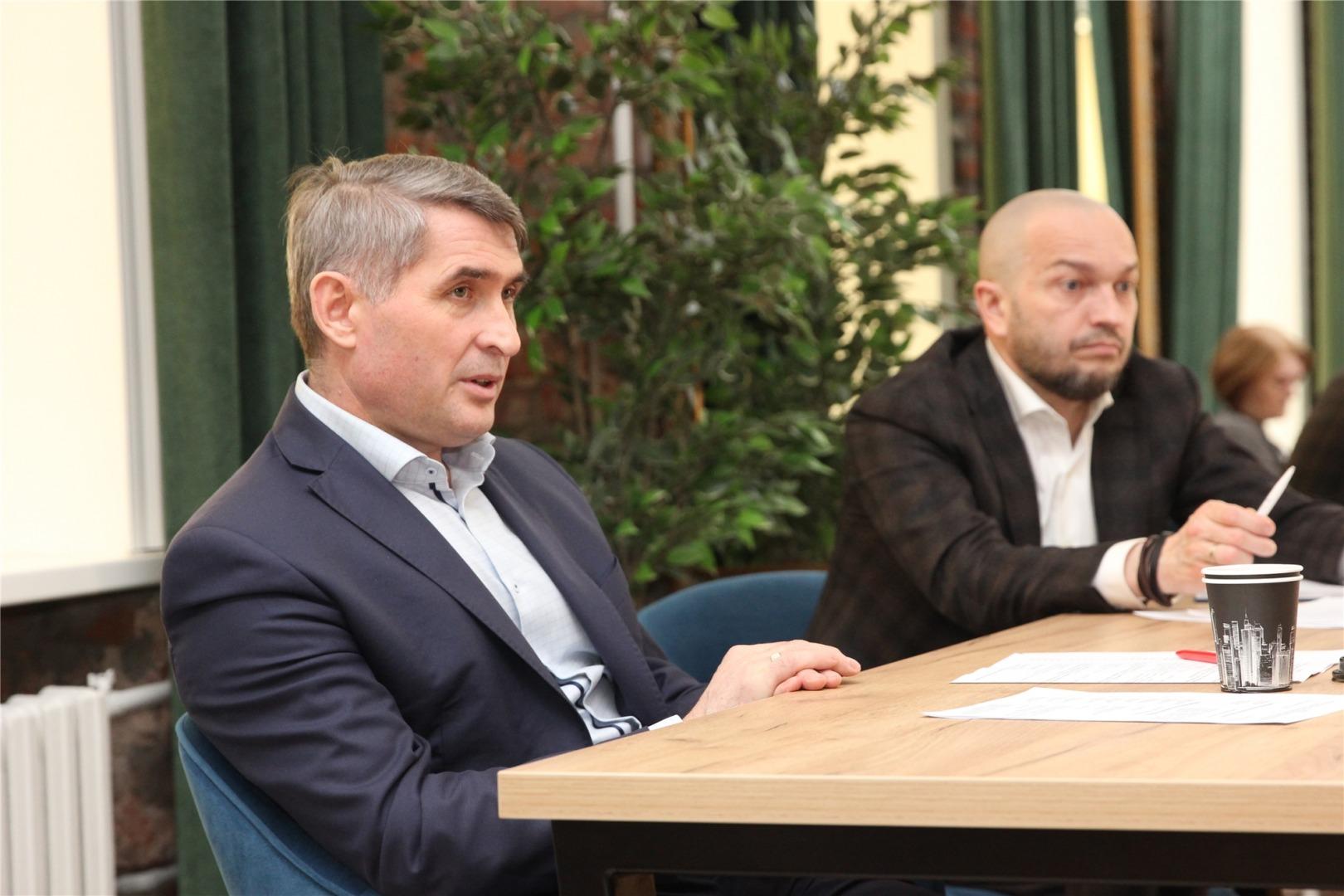 Олег Николаев и Павел Данилов
