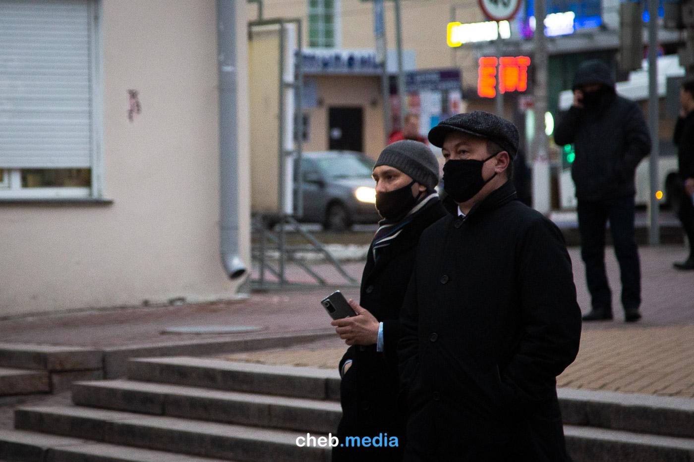 Заместитель главы администрации Андрей Петров, отказывающий в проведении митингов