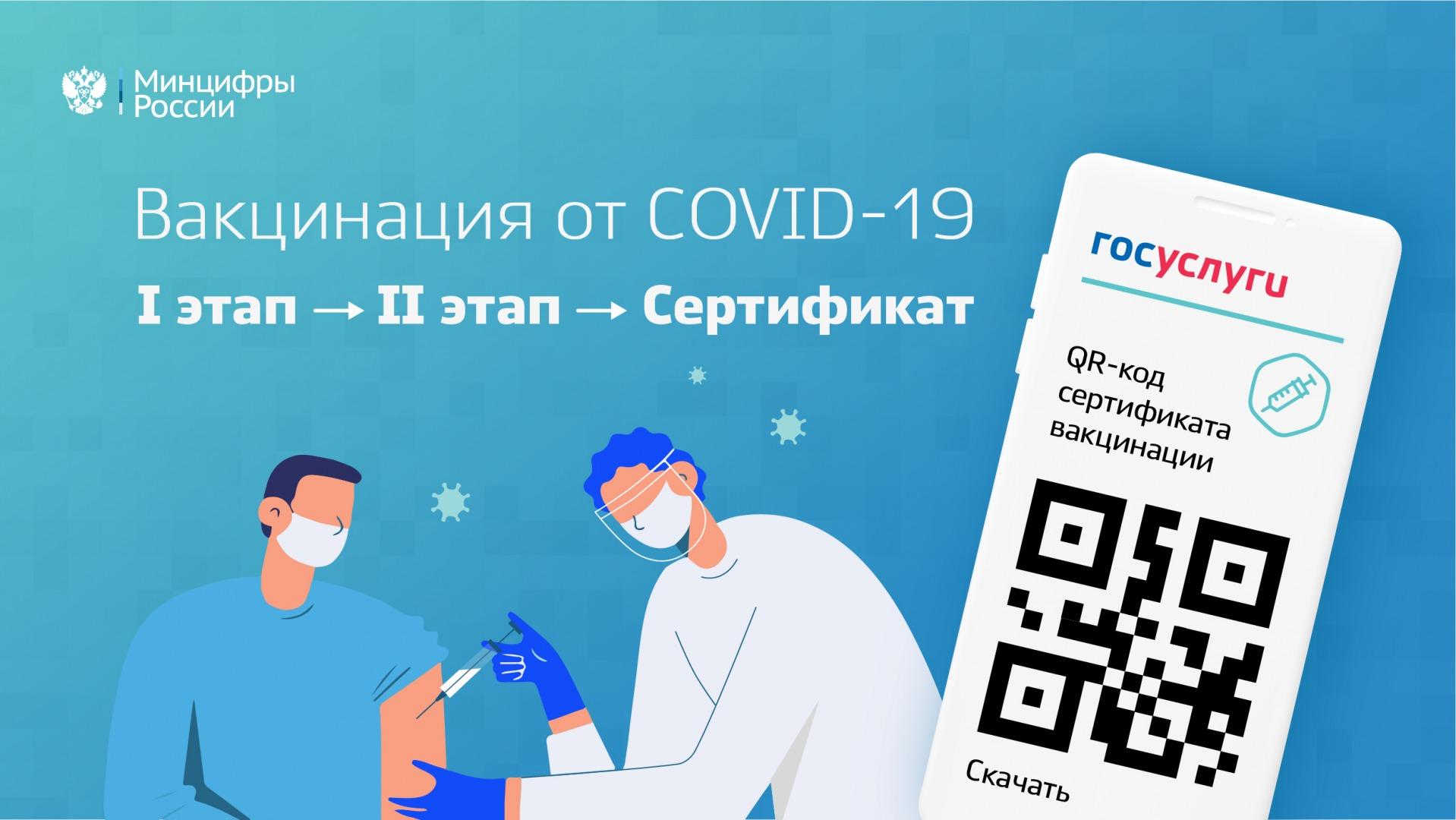 Сертификат о вакцинации от коронавируса привяжут к загранпаспорту - Новости