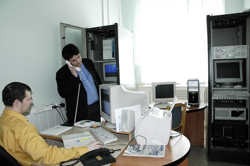 Служба И.К.С. Фото изцикла
