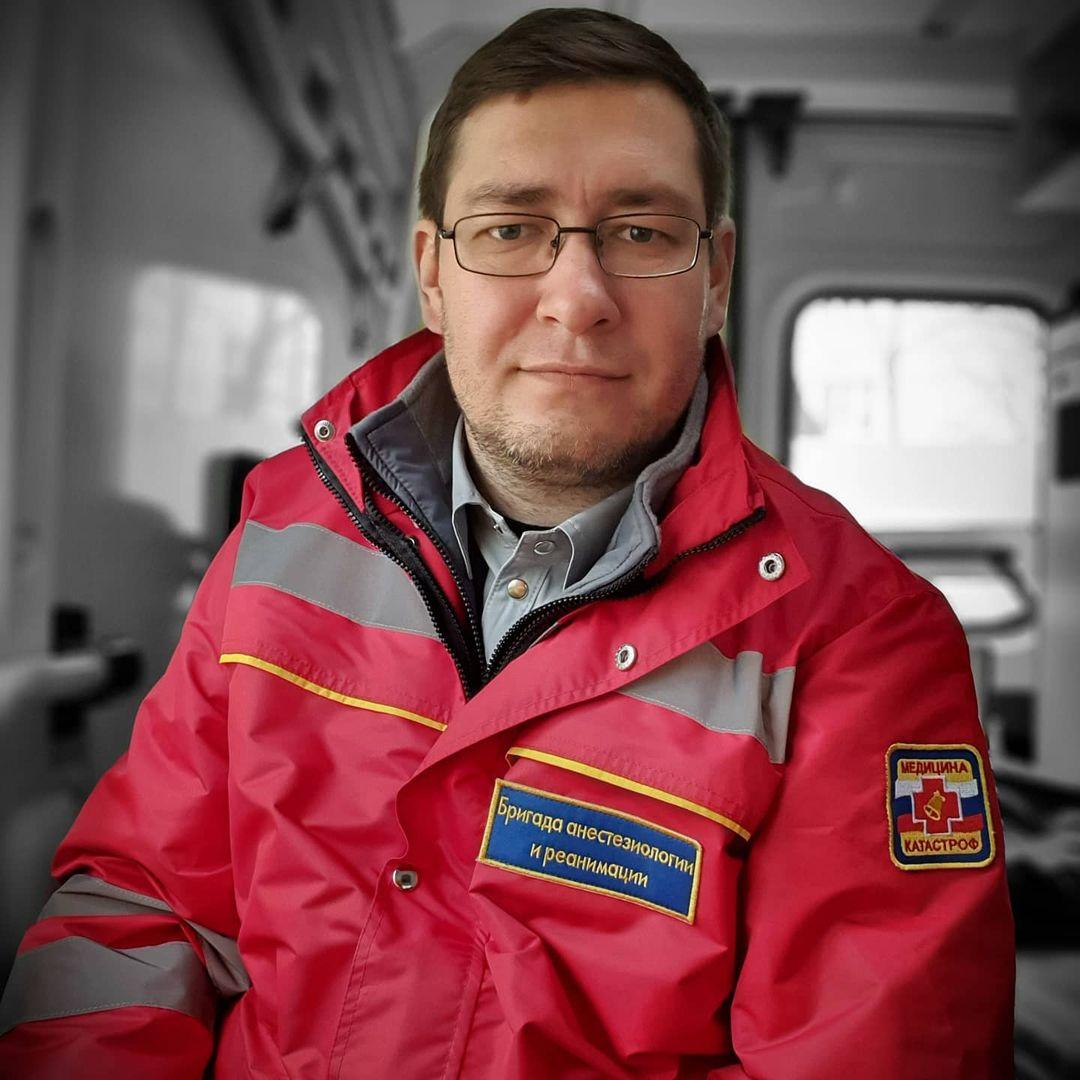 Алексей Смирнов (Emergency), фото из его инстаграма.