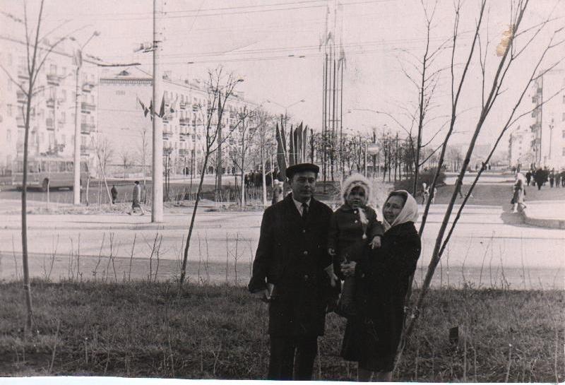 Фото 1975 года. Автор:Конон Пименович Белков