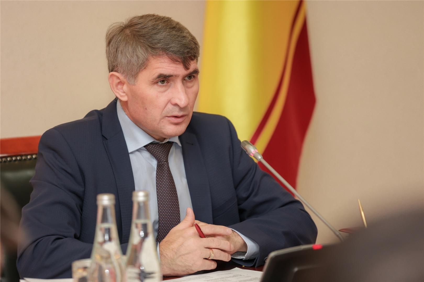 Глава Чувашии в прямом эфире ответит на вопросы об ограничениях по коронавирусу - Новости