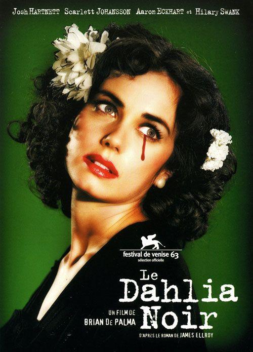 the black dahlia - 500×695