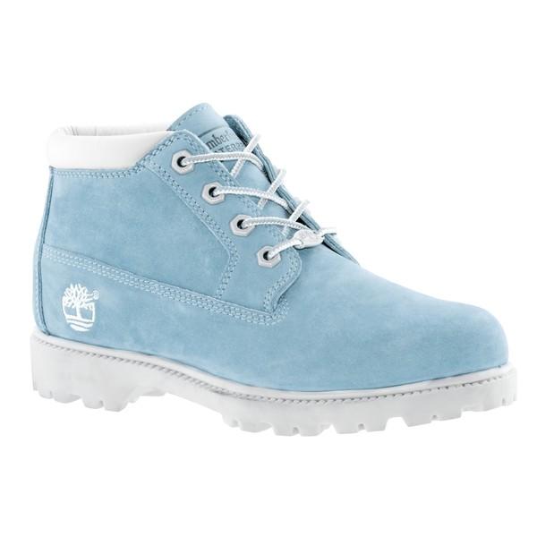 Женские ботинки Тимберленд.