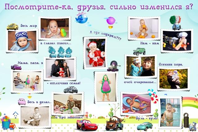 Стенгазеты на детский день рождения своими руками