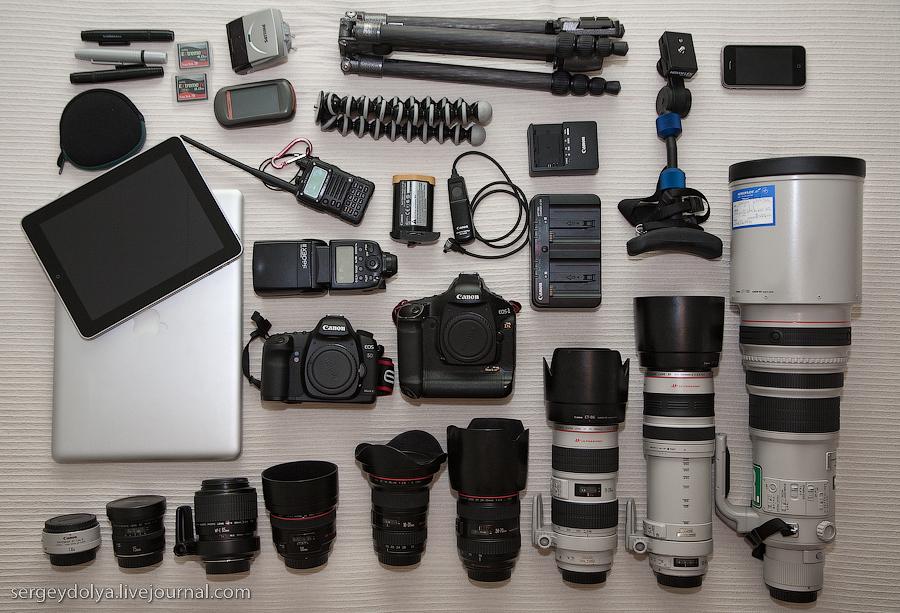 набор для репортажного фотографа этот день считается