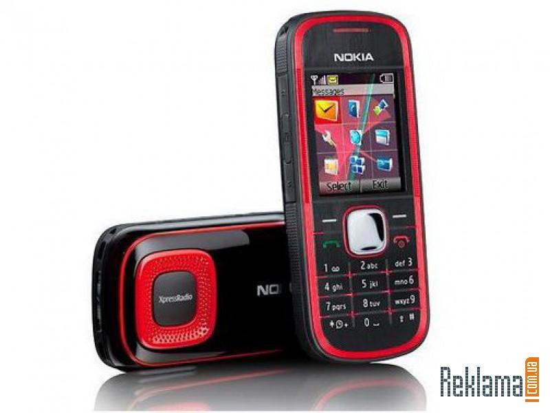 Компания Nokia анонсировала три новых мобильника. . Это Nokia 5730 XpressM