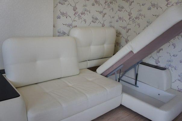 Угловой диван брюссель фото