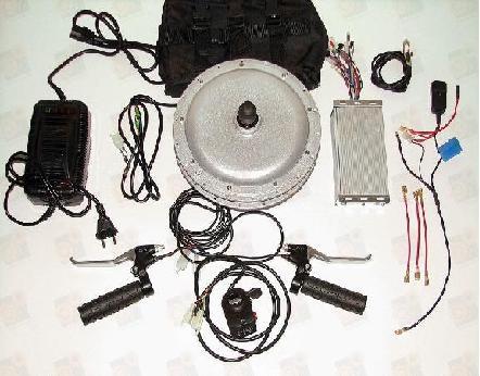 Назначение проводов и разьемов контроллера мотор колеса. скутера. схема подключения мотор-колеса для.