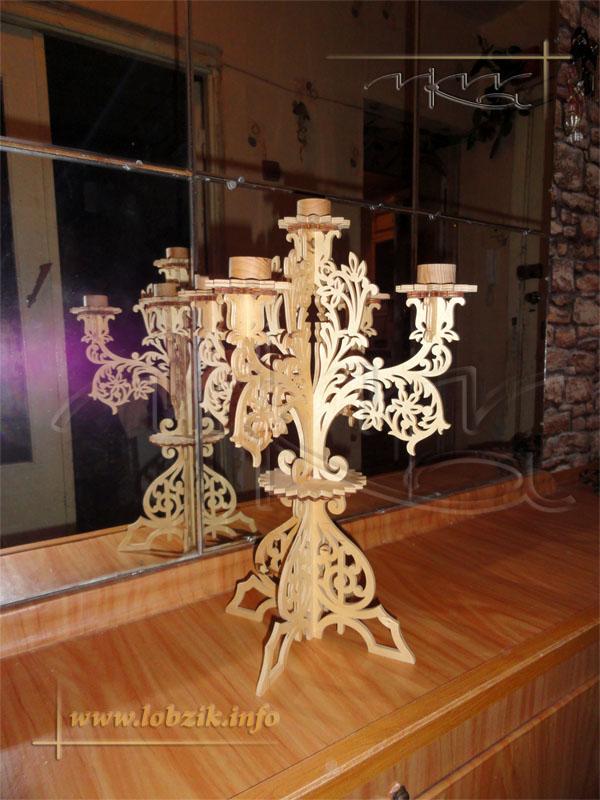 Декоративные поделки из фанеры
