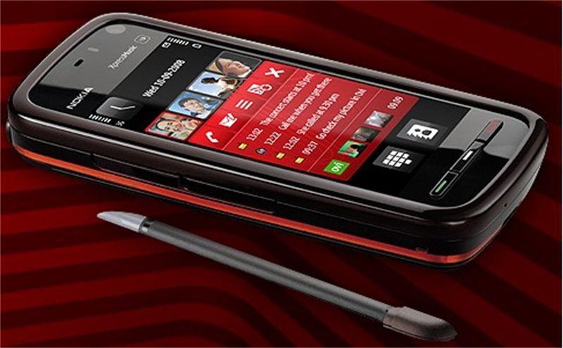Handy Safe Pro - хранения всей важной информации под паролем для Nokia 5800.