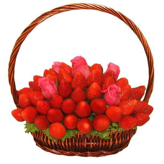 Открытку, открытки на 45 летие женщине с ягодами