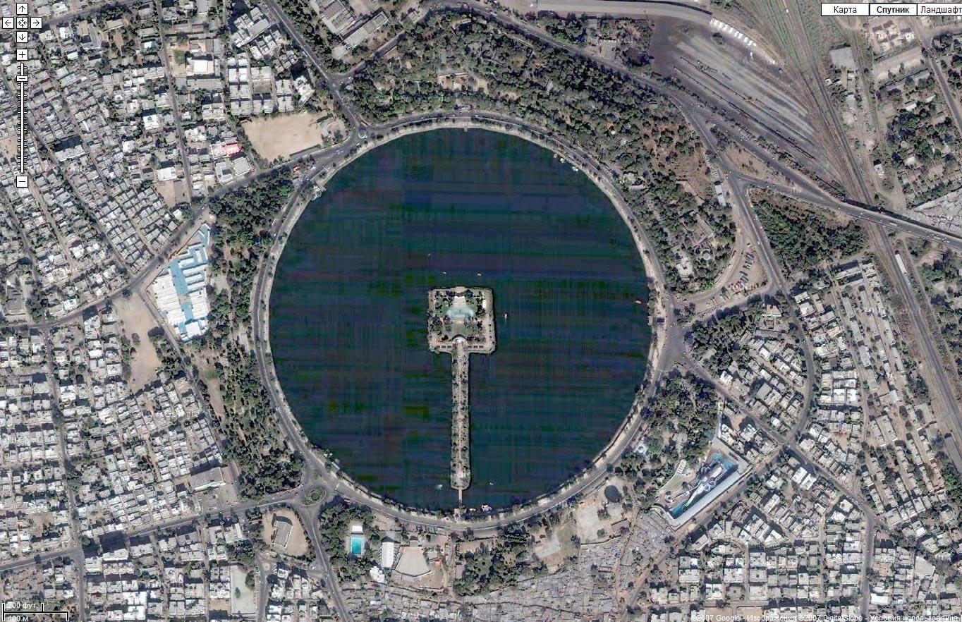 Картинки со спутника гайо