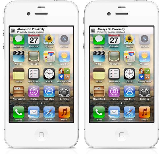 Датчик приближения iPhone способен определять присутствие объектов в непосредственной близости к смартфону без...