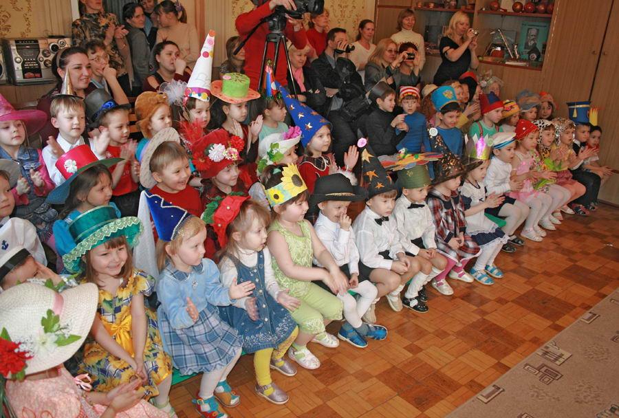 Шляпа для конкурса своими руками в детский сад 48