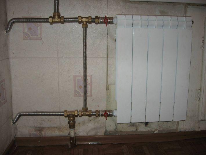 Отопление частного дома своими руками водяное видео