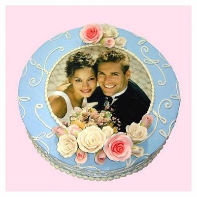 Фотография для торта